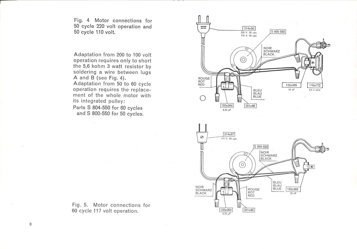 Thorens TD150 TD-150 Resistor value - diyAudio