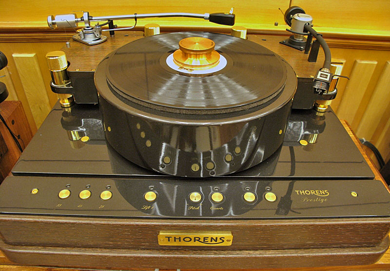What S The Finest Belt Drive Table Thorens Ever Produced