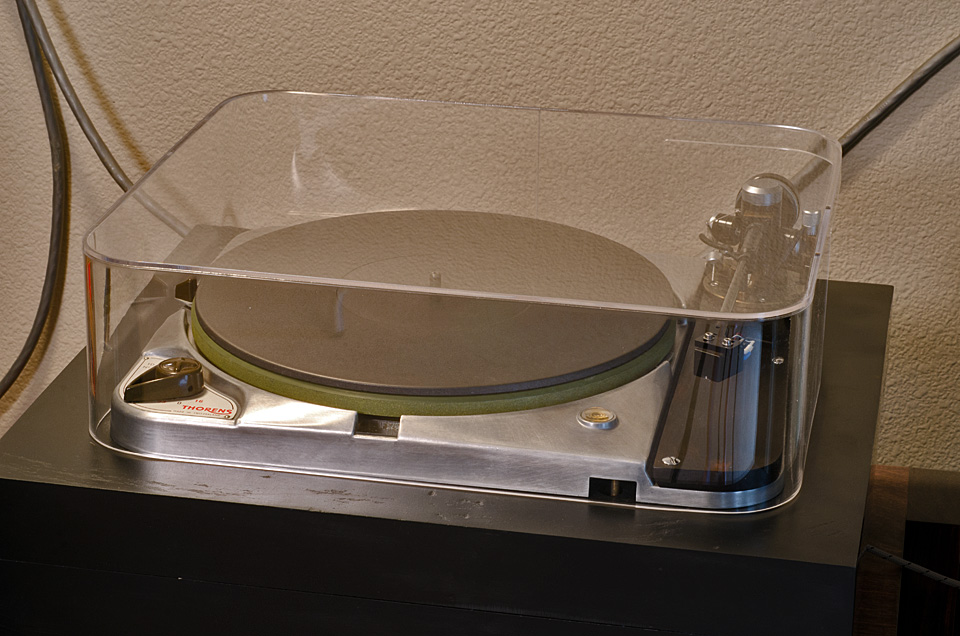 Restoring And Improving A Thorens Td 124 Mkii Page 267
