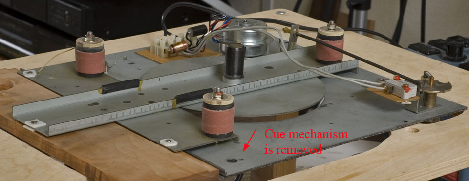 Thorens TD150 update project - Other Turntables - Lenco