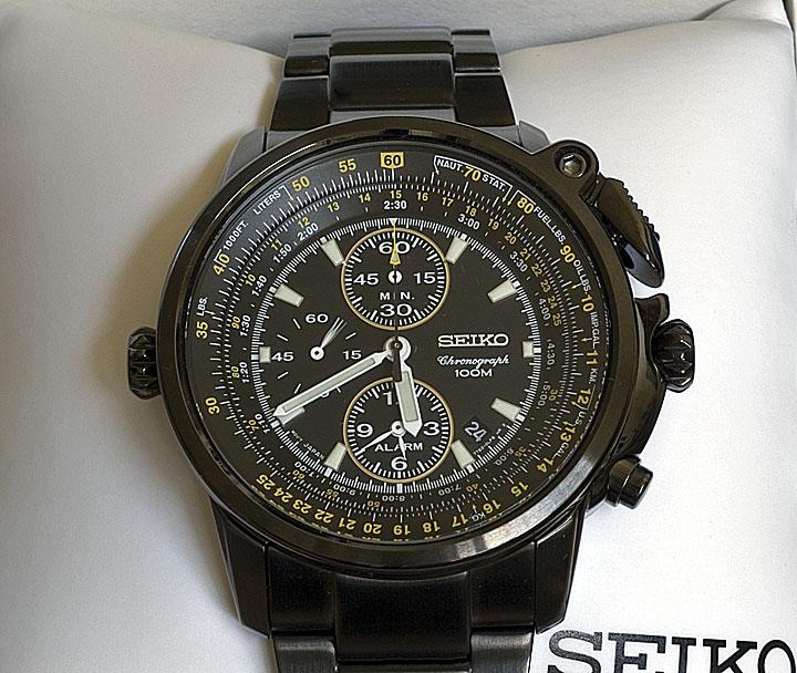 Seiko 7t32 Chronograph Help Needed